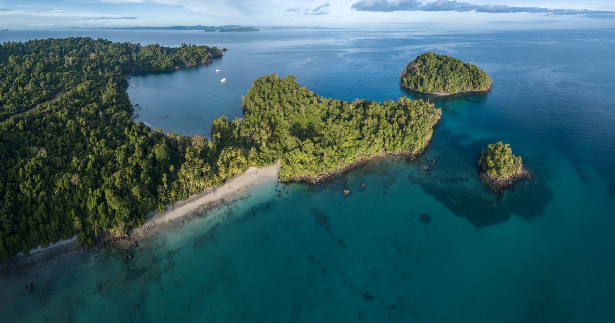 Coiba and The Hannibal Fishing Bank